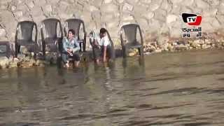 تلوث نهر النيل دون مراقبة