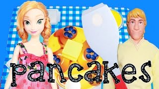 Disney Frozen Pancake Cake Melissa & Doug Wooden Learning Educational Toys Cake Set Princess Video