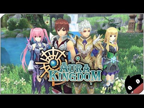 Aura Kingdom - Juego anime online gratuito!