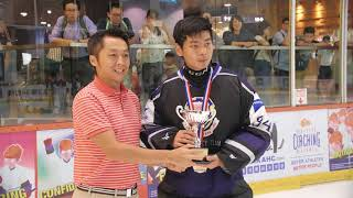 2017-18 Hong Kong School Ice Hockey League – High School