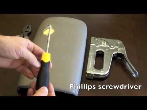 Ford Explorer Console Lid Armrest Repair Youtube