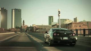Nissan GTR Commercial HD