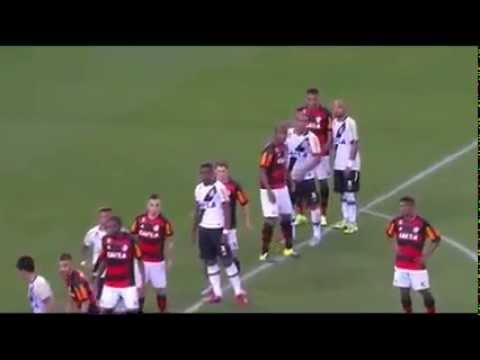 GOL DE RAFAEL SILVA - NARRAÇÃO LUIS ROBERTO - TV GLOBO RJ