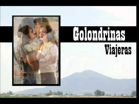 GOLONDRINAS VIAJERAS Lucero y Joan Sebastian (Soy tu Duea).wmv