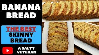 Banana Bread | weight watchers blue plan | MY WW