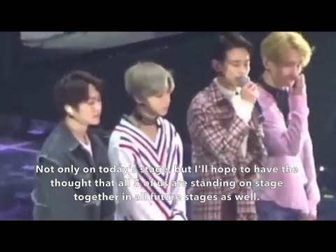 [Eng Subs] SHINEE's First Concert Without JONGHYUN #SHINeeWORLDTHEBEST2018 〜 FROM NOW ON 〜 In OSAKA