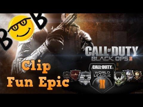 Clip Fun et Epic  – La team BoB en ligue à sa maman [Black Ops 2] Tw