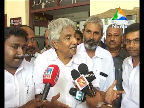 Political interference in Sreejith's Murder : Oommenchandy | 18.06.18