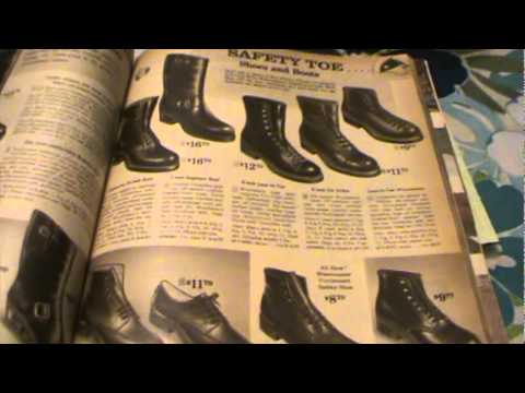 A look through the 1959 Sears, Roebuck & Co. catalog part 1