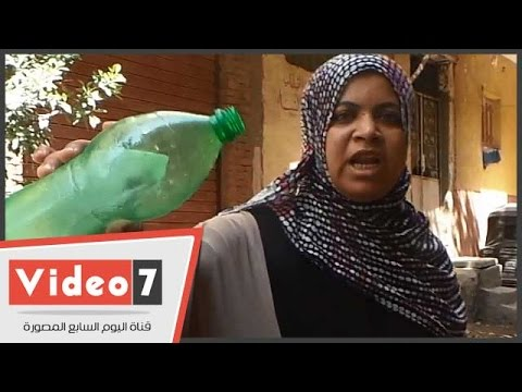 بالفيديو.. أهالى الكونيسة: «بنشرب عيالنا مياه معدنية بدل ما يشربوا مجارى من الحنفية»