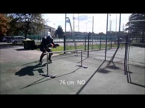 BUGGY JUMP :  66 cm yes / 76cm no