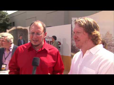 Winnie the Pooh: Stephen Anderson & Don Hall Premiere Interview