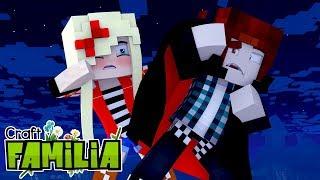 Minecraft Familia #04 - A LYDIA NÃO PODE ME VER ASSIM !!