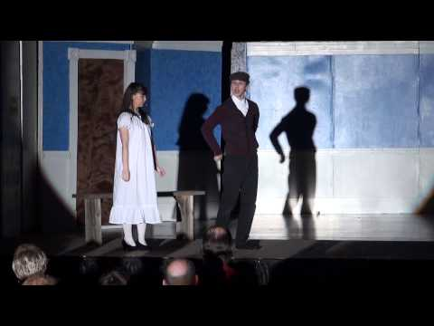 Sixteen Going On Seventeen - The Sound of Music - Columbia High School Drama