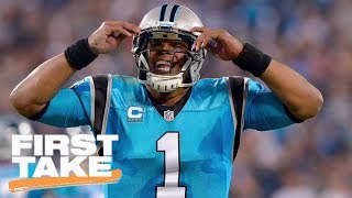 Andrew Luck Or Cam Newton: Who Will Be Better This NFL Season? | First Take | June 14, 2017