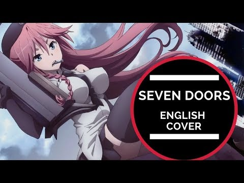 "Trinity Seven OP - ""Seven Doors"" English Cover【Mero】"
