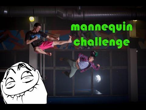 Mannequin challenge как сделать такое видео