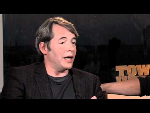 Conversations with CBS Sports: Matthew Broderick and Casey Affleck from Tower Heist