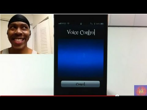Hands-Free Control (Cydia System) - Activate Voice Control/Siri By Saying