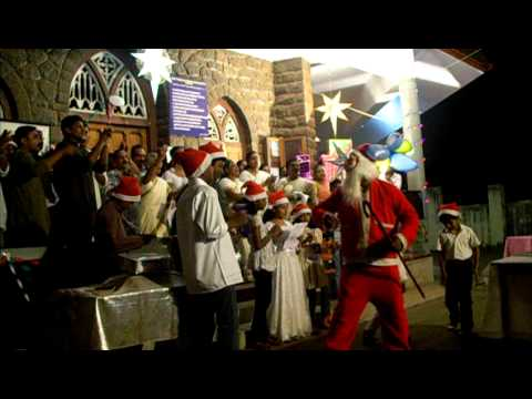 Christmas Carol In St.thomas Church,nalanchira, Trivandrum, Kerala................ video