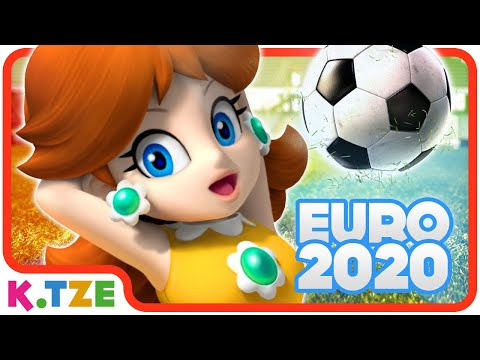 Euro 2020 mit Daisy ⚽️ Super Mario Odyssey & Charged Football   Story