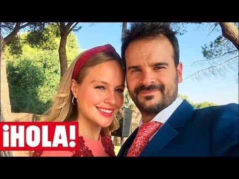 ESMERALDA MOYA habla por primera vez de lo feliz que está con su novio, HÉCTOR MARCOS
