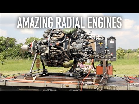 10 Amazing Radial Engines You May Not Know About