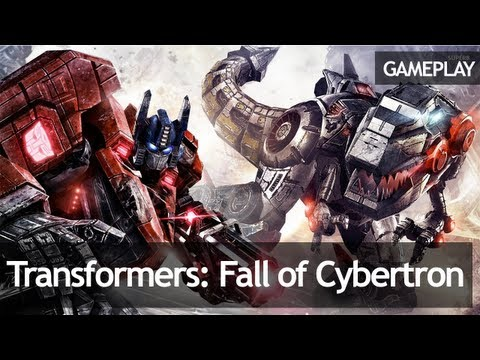 Transformers: Fall of Cybertron - Gameplay