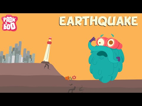What Is An Earthquake? | The Dr. Binocs Show | Educational Videos For Kids