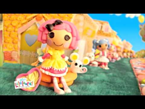 Commercial Mini Lalaloopsy Pop