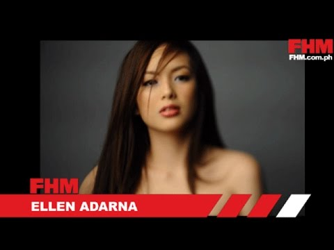 Ellen Adarna - December 2010 Cover Girl video
