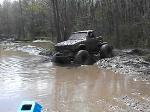 Mud Trucks Friday 4x4 Club 2009 Patrick Jr's  Cam and videos