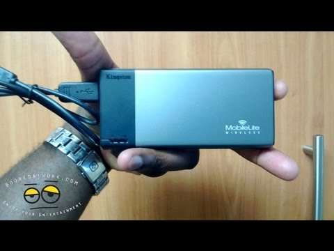 Kingston MobileLite Wireless Review