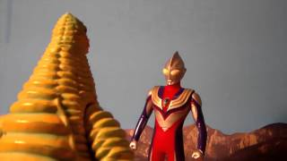 Ultraman Tiga Series Season 2 Episode 3: The Most Brutal