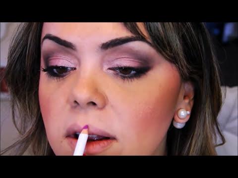 Maquiagem #OutubroRosa #DesafioRosa