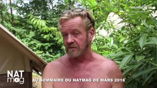 Bande-annonce magazine naturiste Natmag 47 - Mars 2016 #naturisme
