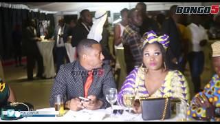 Uzinduzi wa Movie ya kina Ebitoke na Bwana Mjeshi: Shamsa Ford, Snura, Dr Cheni wanogesha