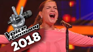 Katherin Jenkins - Nessun Dorma (Ludmila Larusso) | The Voice of Germany | Blind Audition