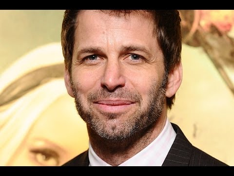 Zack Snyder Discusses BATMAN VS SUPERMAN -- AMC Movie News