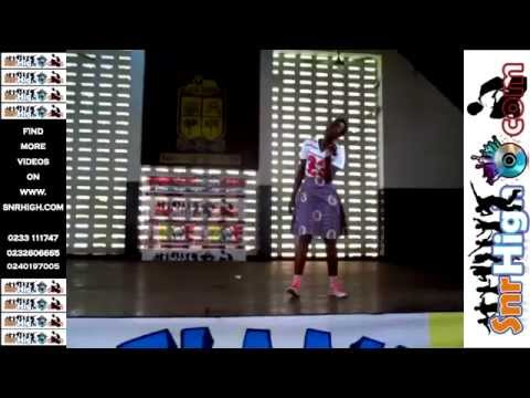 Gamza the bouncing baby girl HOTCAS  #Accra Academy Dramafest On 7 2 2015
