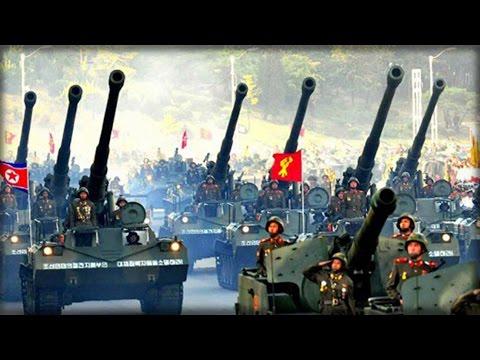 N.KOREA THREATENED ANNIHILATION OF US & S.KOREA OVER THAAD SITE