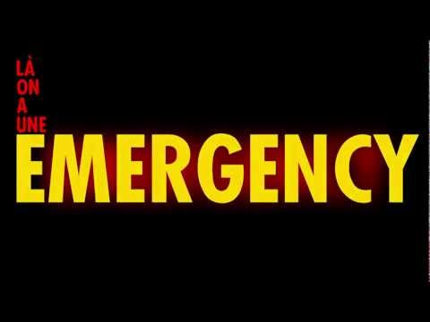 Audio Playground - Emergency (ft. Snoop Dogg) {2012-Single}[NL]