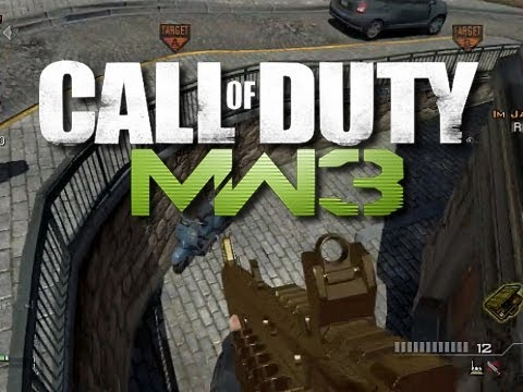 MW3 Funny Moments - Mass Suicide and Trolling Teammates