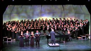Polly-Wolly-Doodle, UCLA Chorale, Donald Neuen