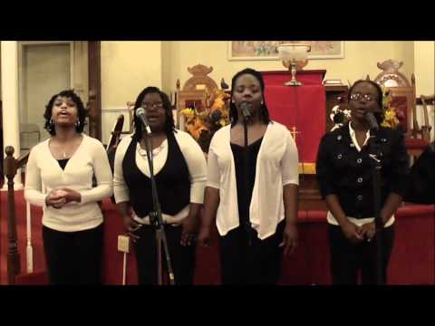 Minister Darryl Cherry & Fortified - Sweet Hour of Prayer - (a cappella version)