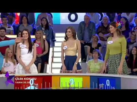 Çarkıfelek 29.Bölüm 14 TEMMUZ 2015 (Star Tv) Miss Turkey 2015 Kızları