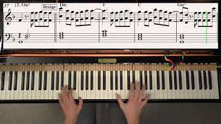 Too Good At Goodbyes - Sam Smith - Piano Cover Video by YourPianoCover