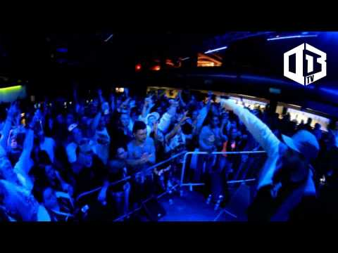 Music video D13TV 01 // SENSI / O.S.T.R & DJ.HAEM - 21/06/2013 COVENTRY - Music Video Muzikoo