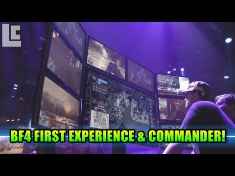 Battlefield 4 First Gameplay Commander Mode Explained! (Battlefield 4 Gameplay/Alpha/E3) E3M13