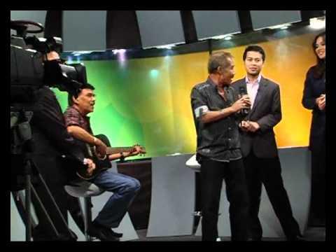 D'lloyd Menyanyi Mengapa Harus Jumpa di TV3 w/Lyrics